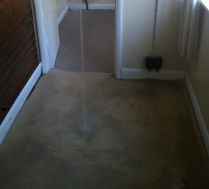 Water Removal Services London